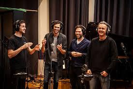 Keane en studio 2018